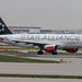 Frankfurt Airport: Austrian Airlines (OS / AUA) |  Livery: Star Alliance Livery |  Airbus A320-214 A320 | OE-LBZ | MSN 5181