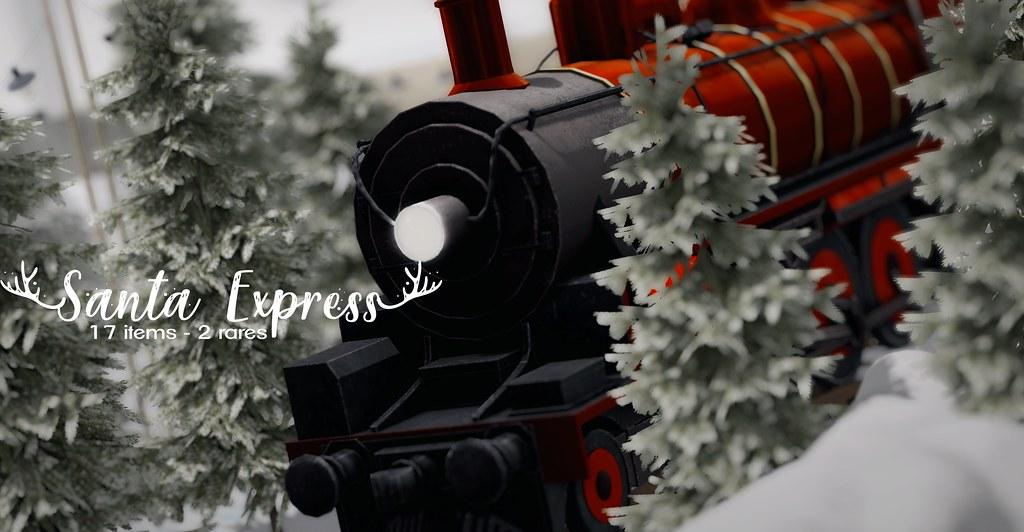 Pitaya – Santa Express @ Arcade