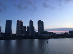 View to Hengqin