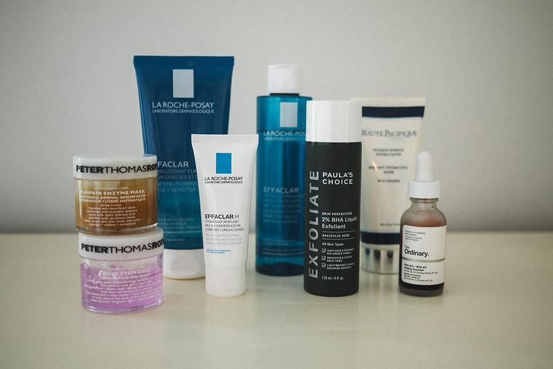 hudvårdsrutin