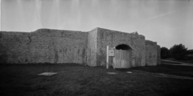 Alderney Nunnery_pinhole