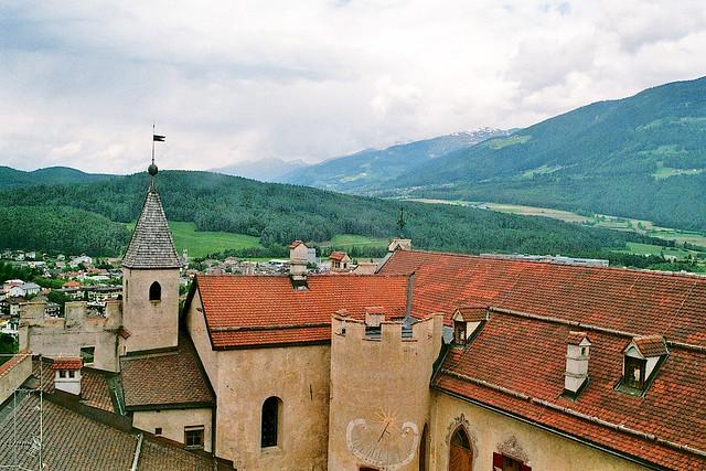 Schloss Bruneck - Messner Mountain Museum RIPA, Bruneck, Südtirol