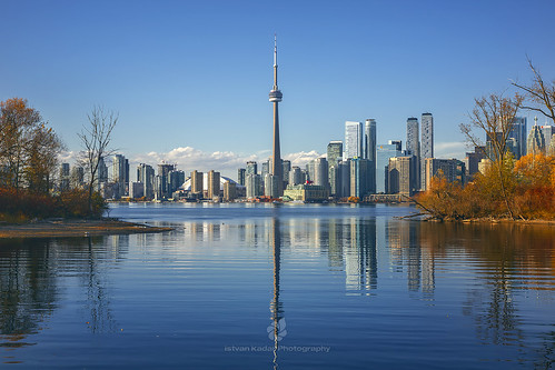 Toronto Skyline | by fesign