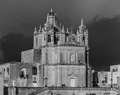 Church of Saint Anthony of Padova, Għajnsielem, Gozo
