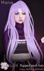 [^.^Ayashi^.^] Marise hair special for Kinky Event