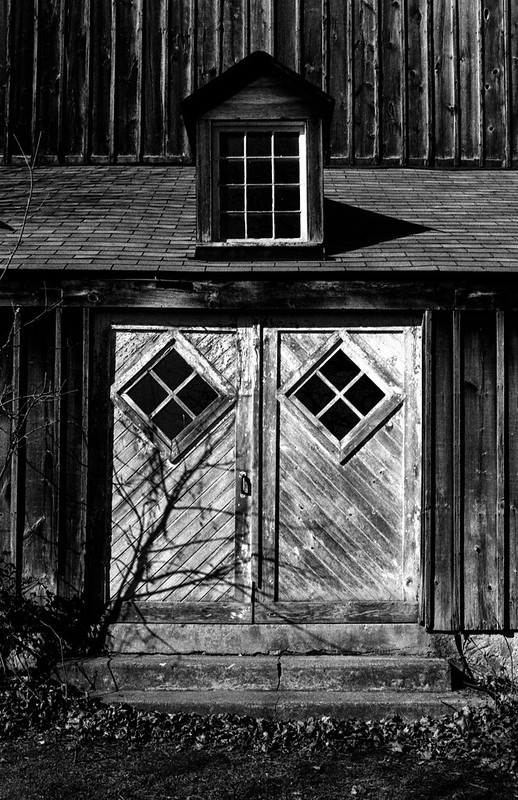 Scotsdale FArm South Barn Doors