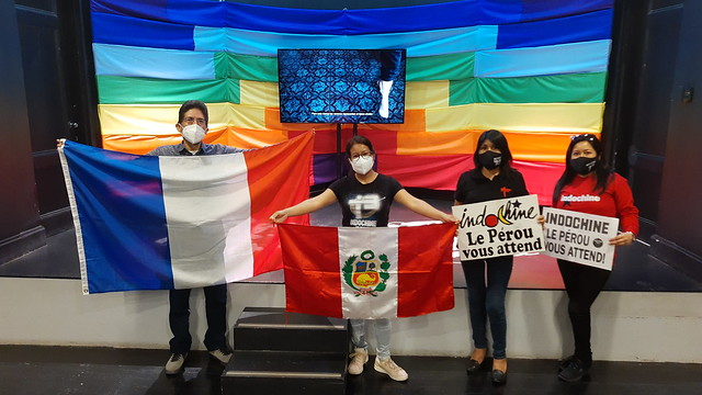 INDOPOLIS N° 2 - Visita guiada a la Alianza Francesa ( 21/11/20)
