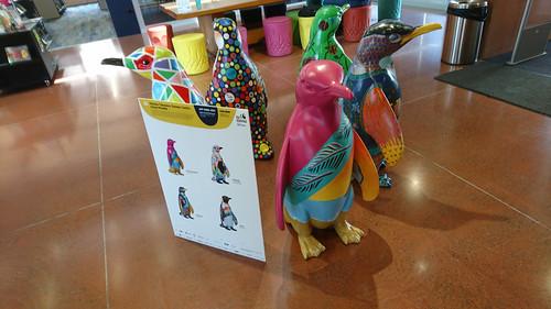 Pop Up Penguins at Matuku Takotako: Sumner Centre