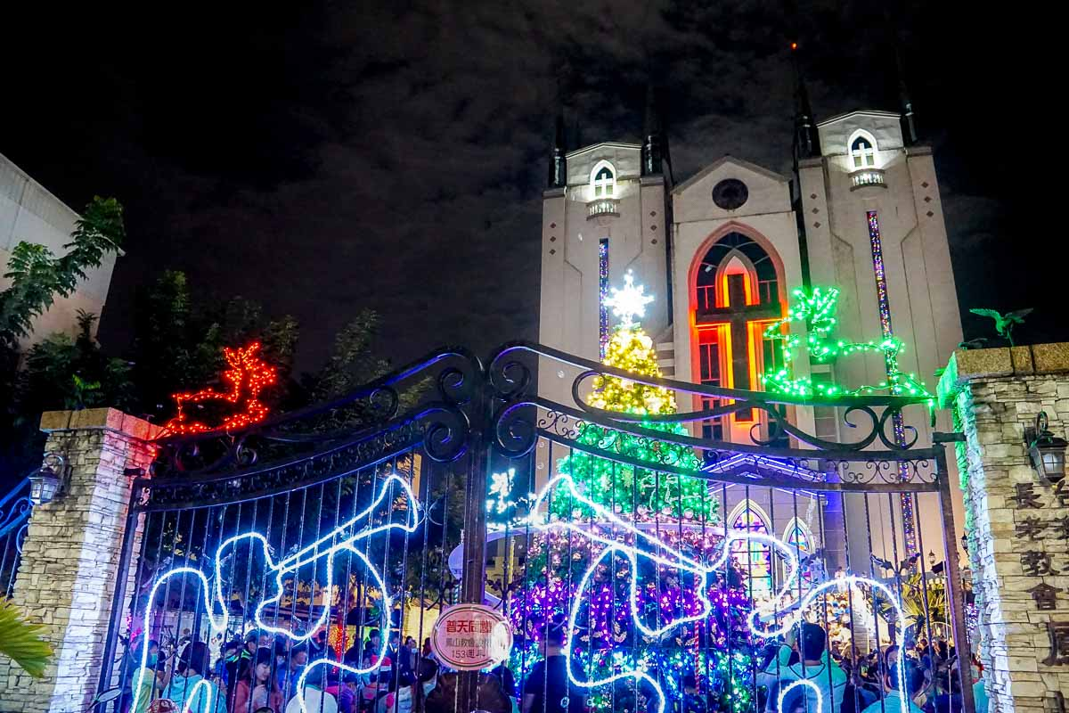 鳳山教會聖誕節裝飾-6