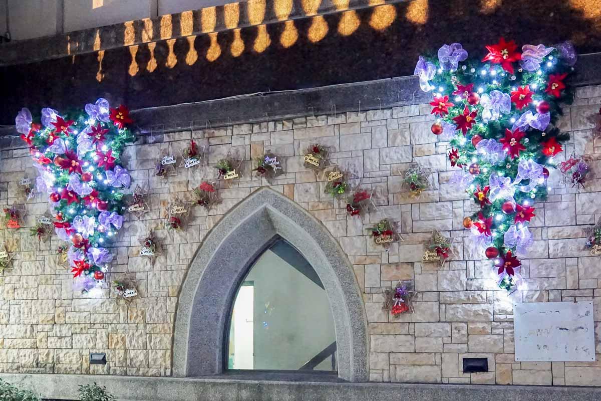 鳳山教會聖誕節裝飾-9