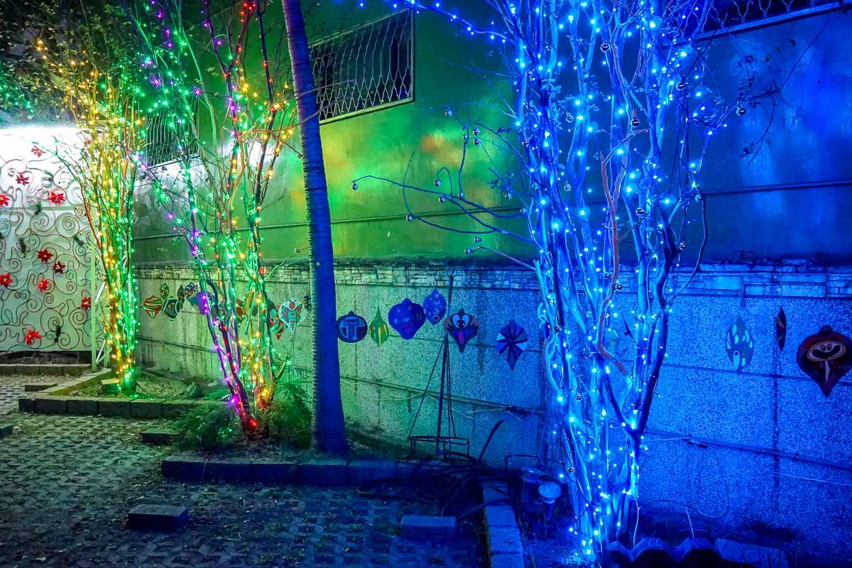 鳳山教會聖誕節裝飾-11