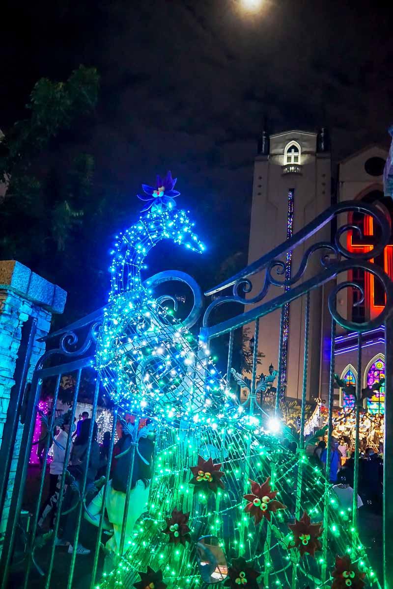鳳山教會聖誕節裝飾-5
