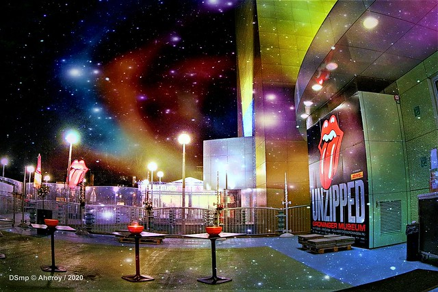 Rolling Stones ,Unzipped,Groningen Stad,the Netherlanda
