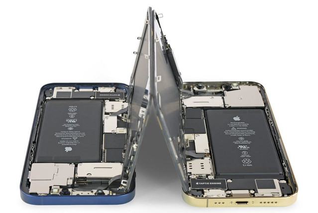 Iphone-12-And-Iphone-12-Pro-Teardown-By-Ifixit-1