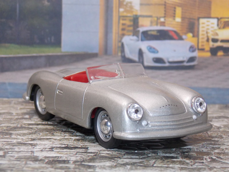Porsche 356 Roadster - 1948