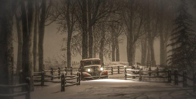 Winter 2020-21 scene No.4- Thank you all!