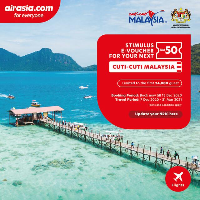 AirAsia+RM50+e-voucher