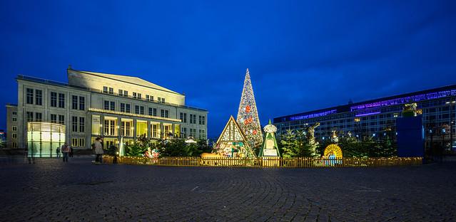 Adventszeit in Leipzig