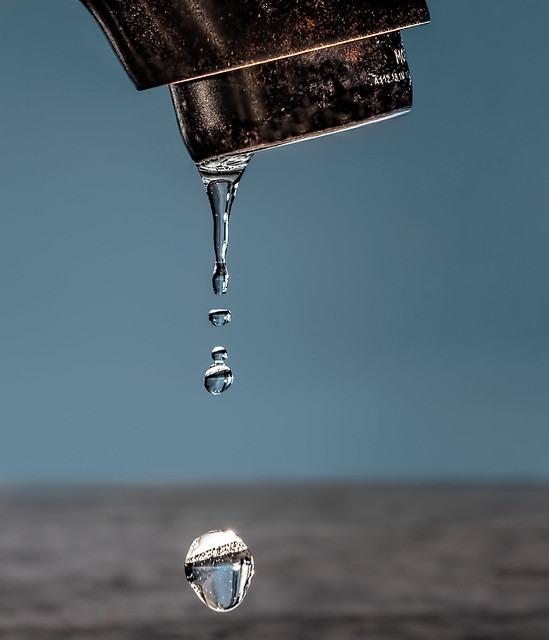 The Dripping Faucet