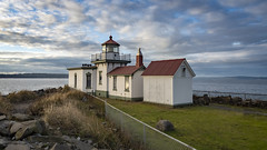 West Point Lighthouse  (由  TW Olympia
