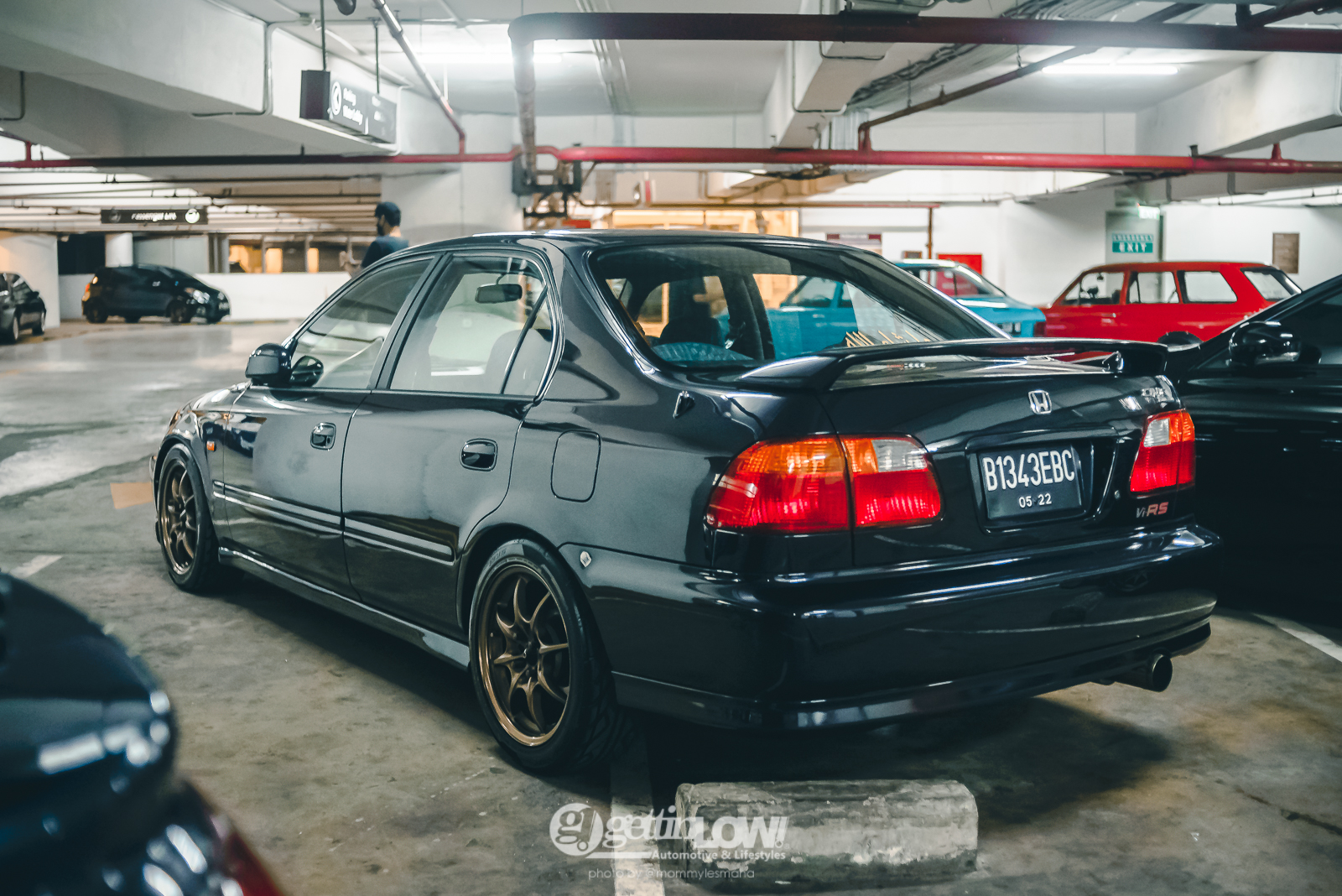 Honda Civic VIRS