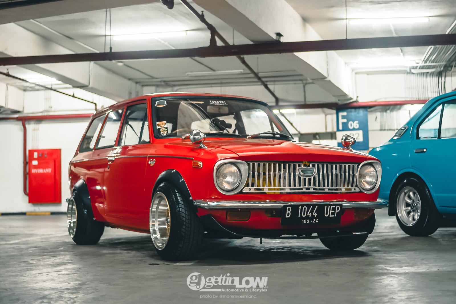 1968 Toyota Corolla KE16
