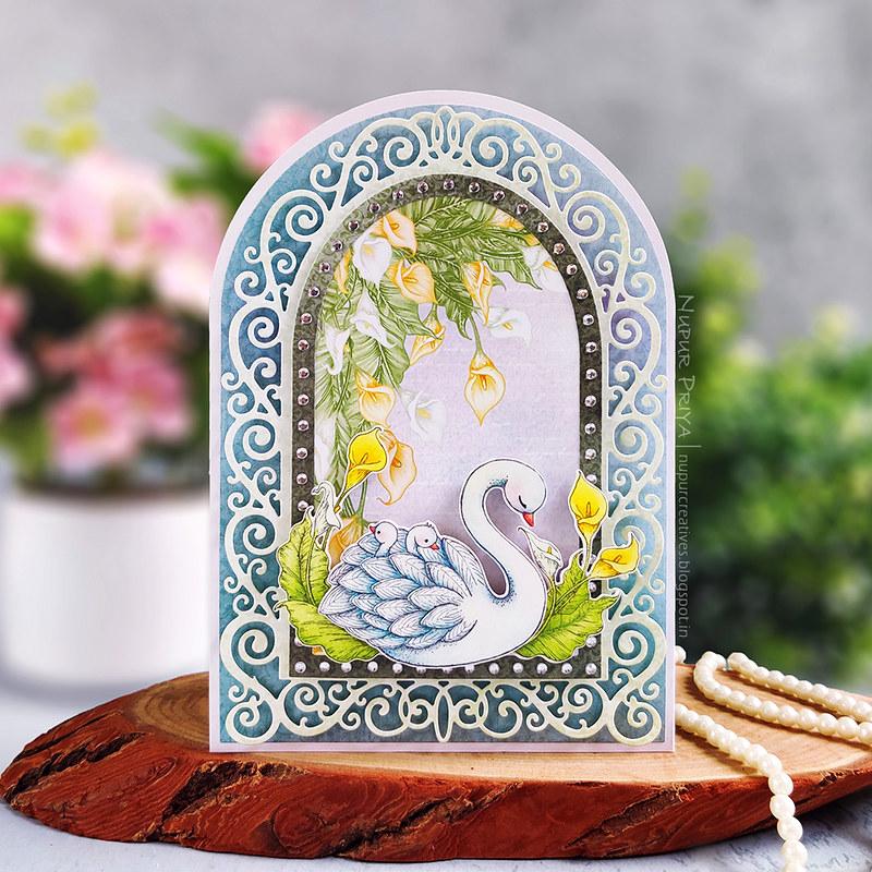 Trifold Swan Card_01