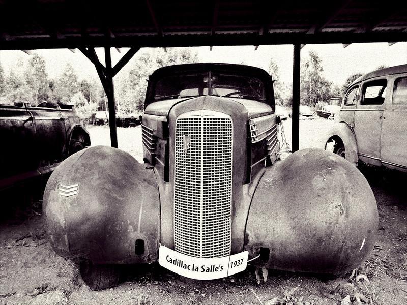 Cadillac la Sallers 1937