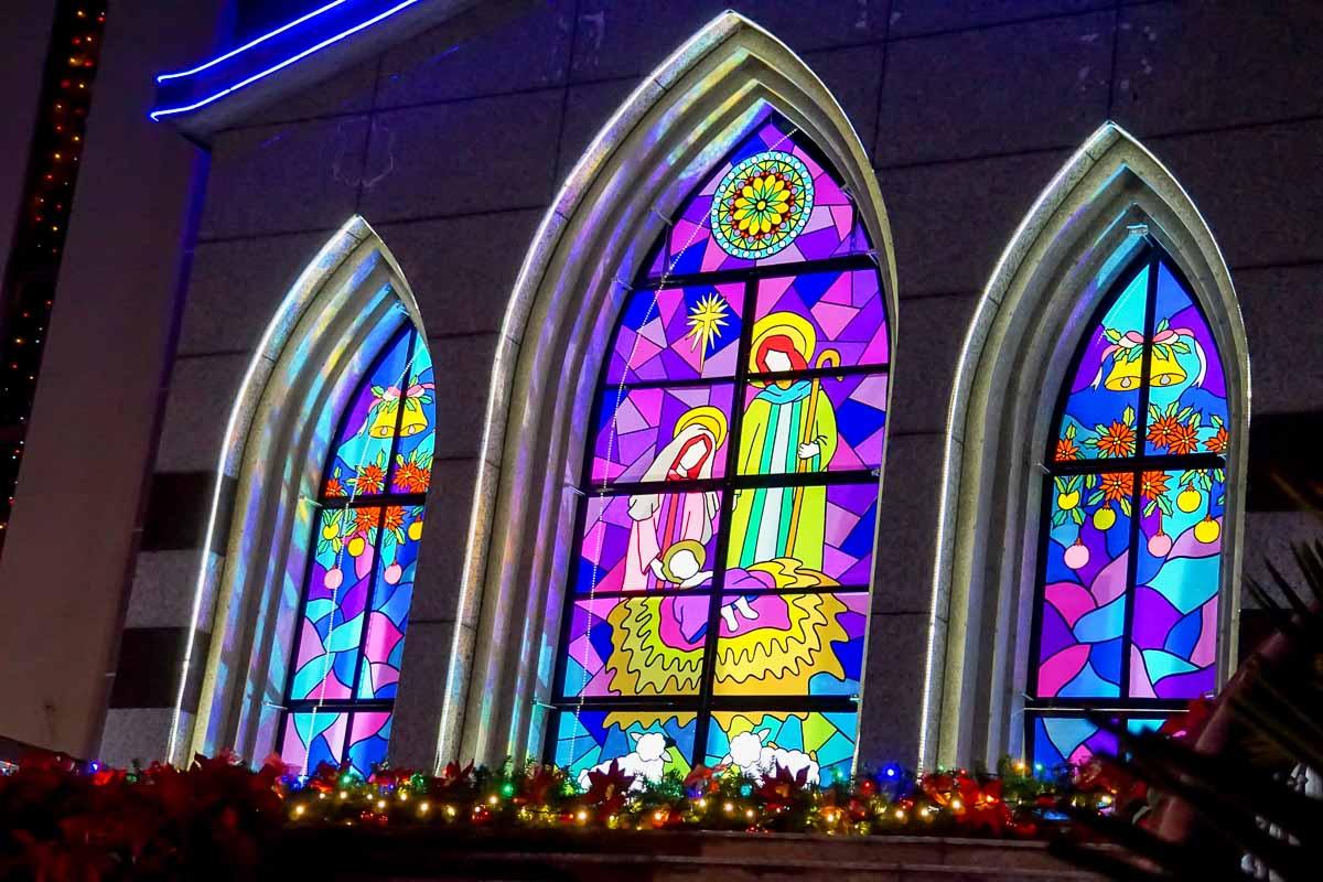 鳳山教會聖誕節裝飾-12