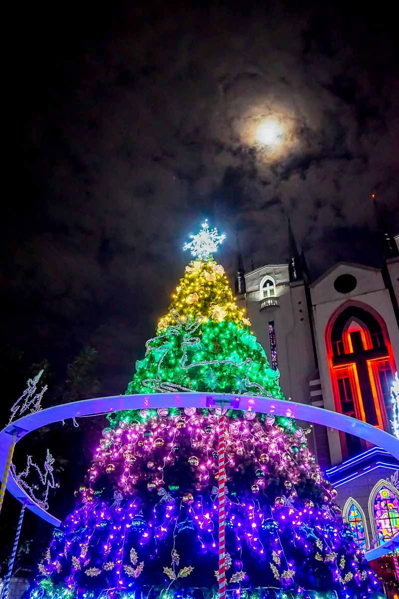 鳳山教會聖誕節裝飾-13