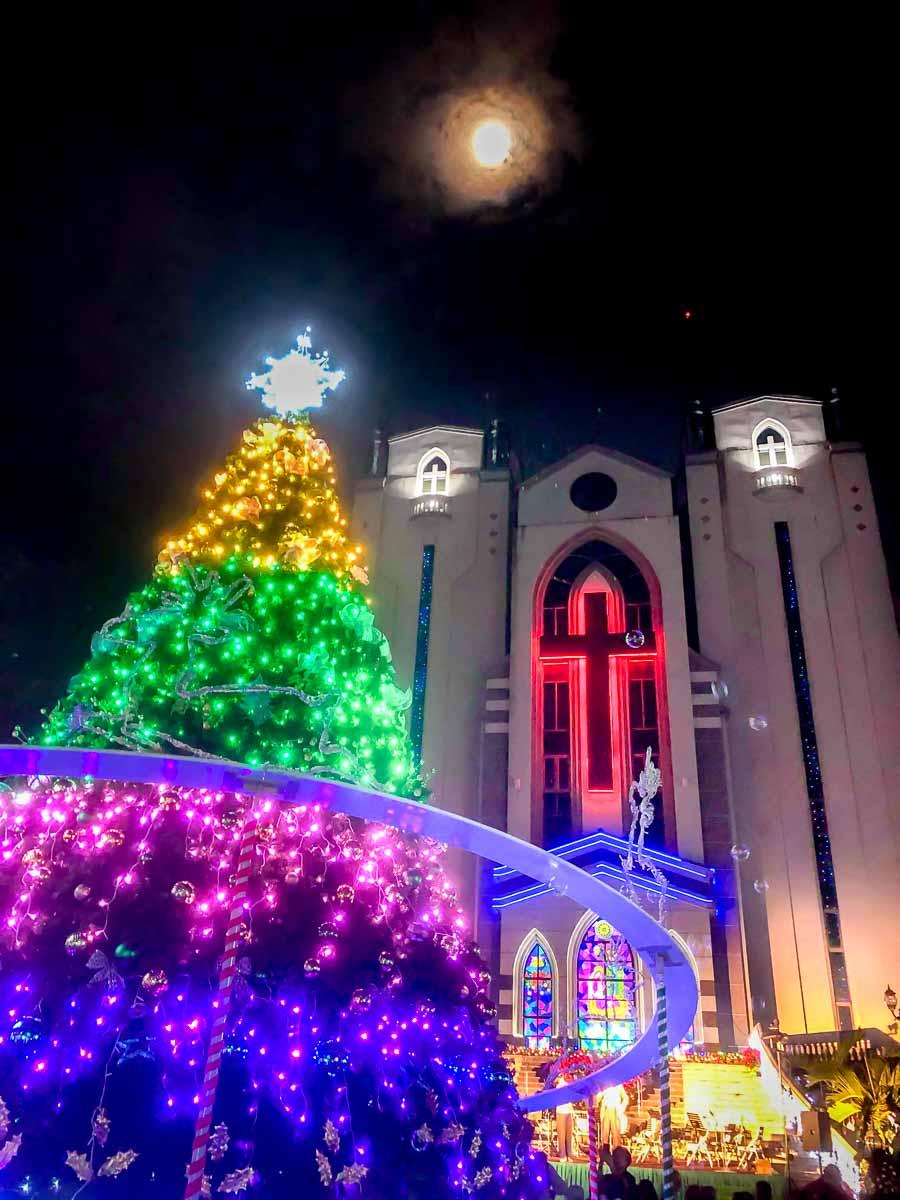 鳳山教會聖誕節裝飾-17