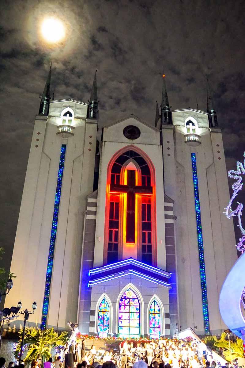 鳳山教會聖誕節裝飾-2