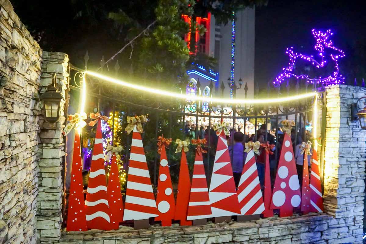 鳳山教會聖誕節裝飾-4