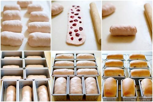 薔薇酵母のクランベリーミニ食パン 20201130-page3