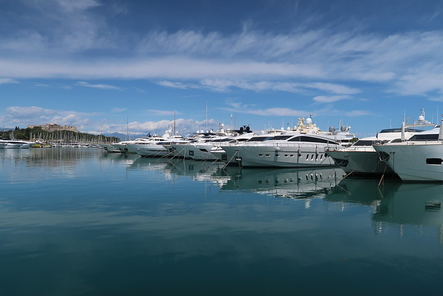 Antibes - Port Vauban