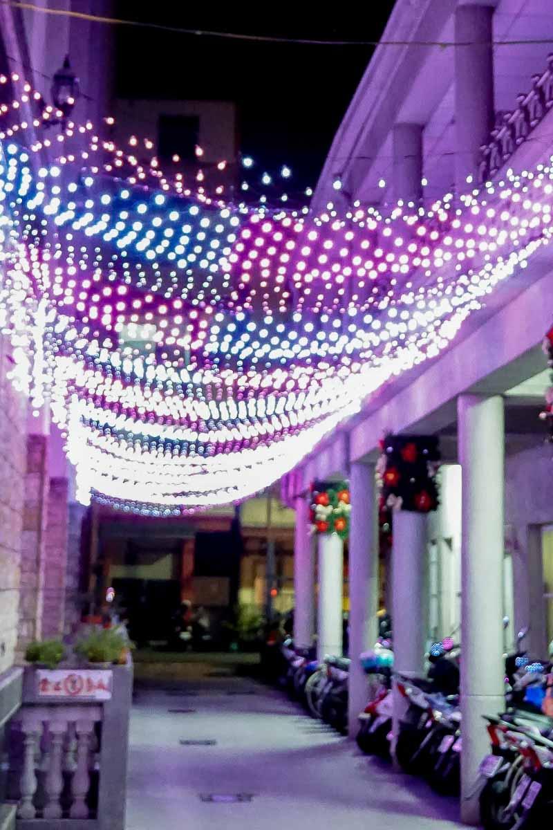 鳳山教會聖誕節裝飾-10