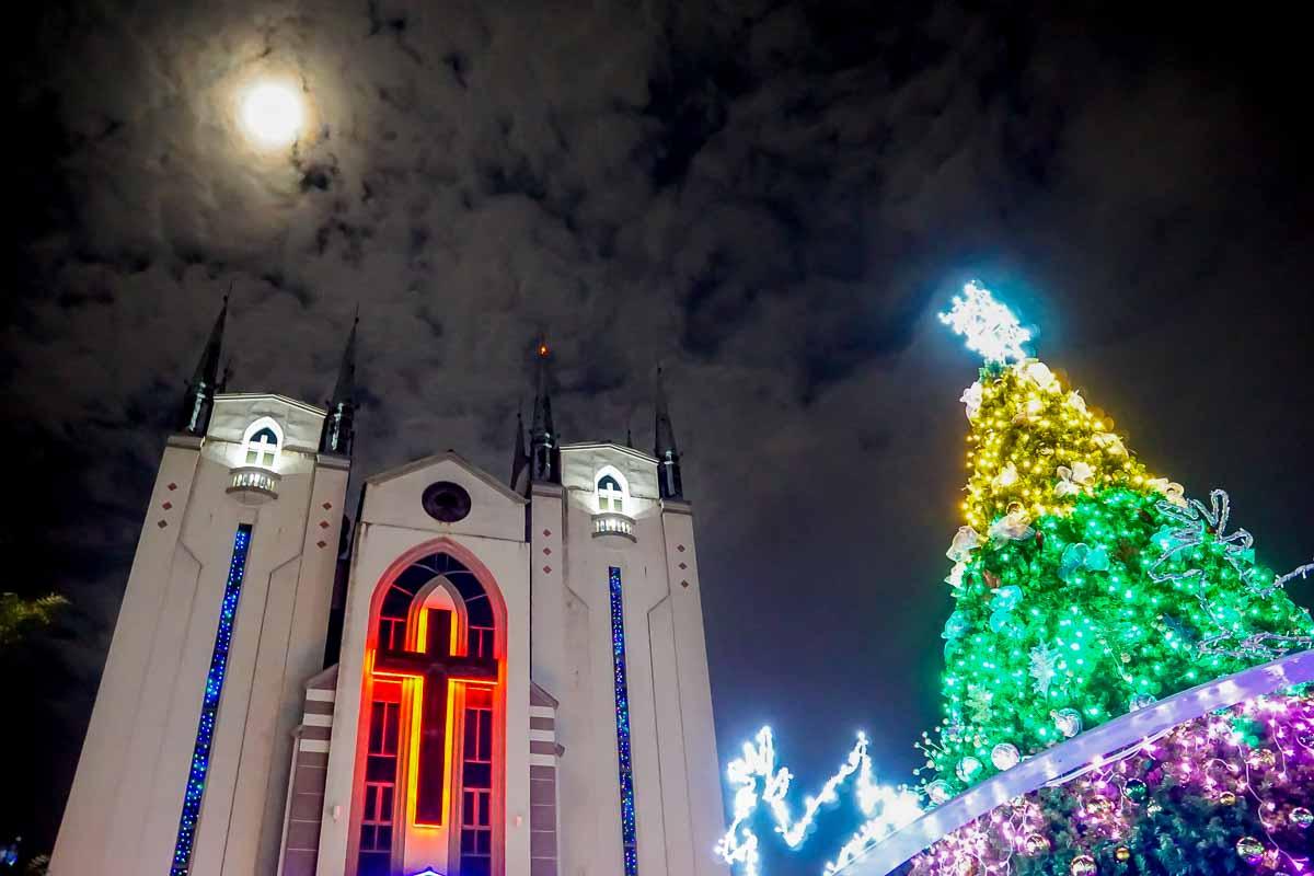 鳳山教會聖誕節裝飾-14