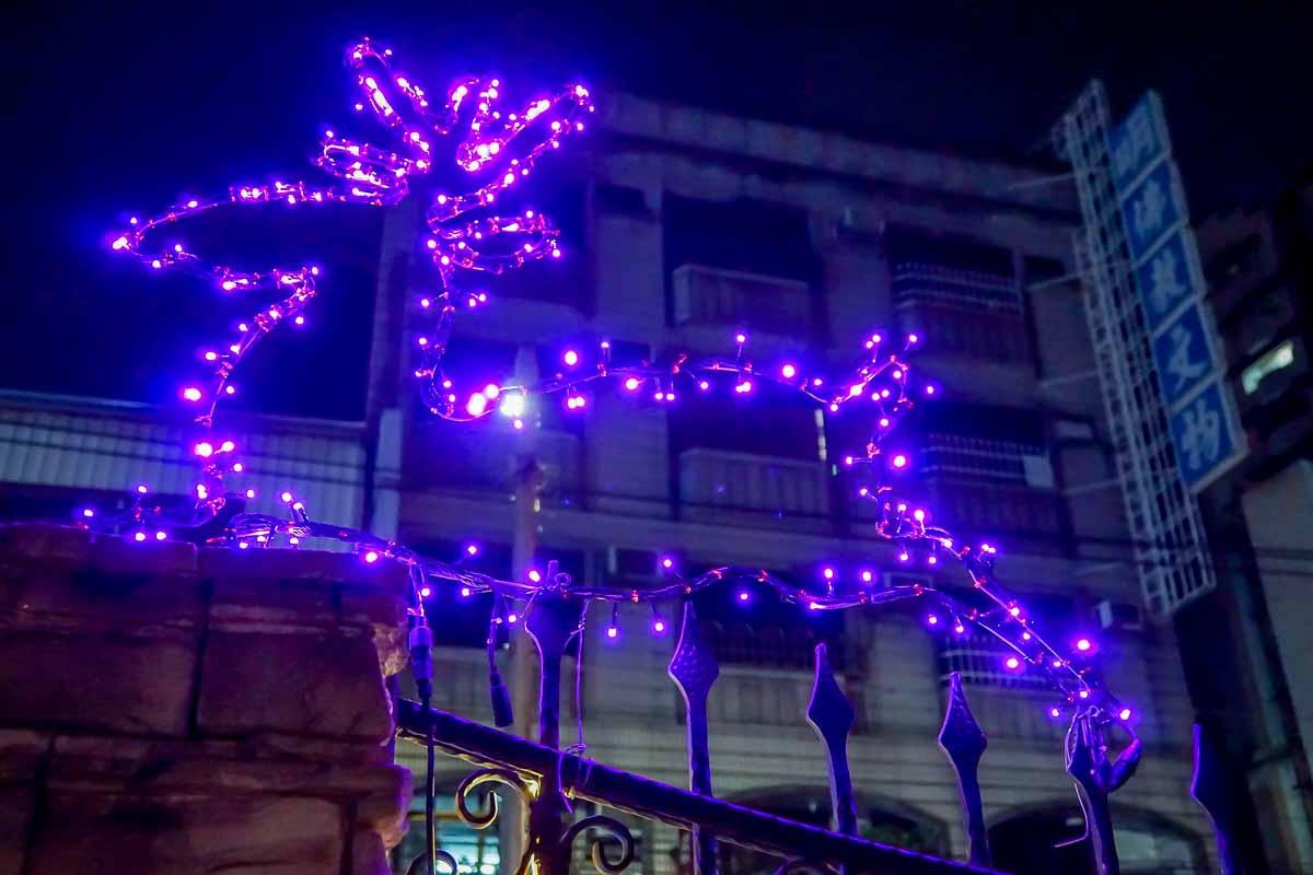 鳳山教會聖誕節裝飾-1