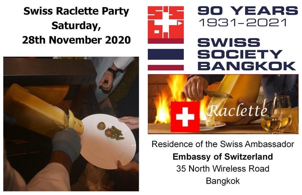 Raclette 2020