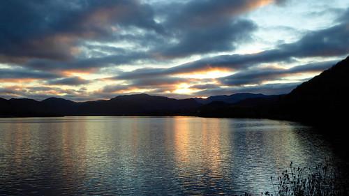 Sunset remnants