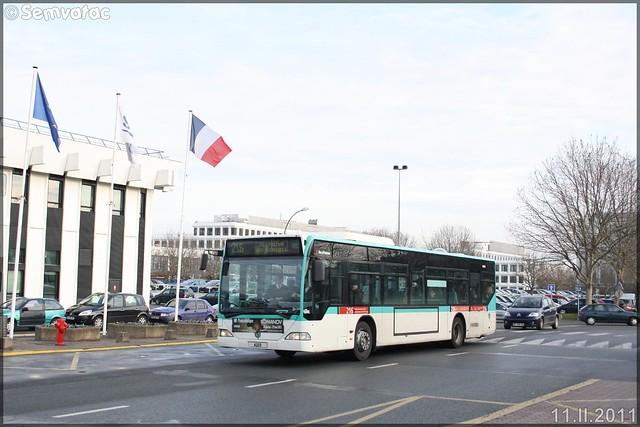 Mercedes-Benz Citaro – RATP (Régie Autonome des Transports Parisiens) / STIF (Syndicat des Transports d'Île-de-France) n°4269