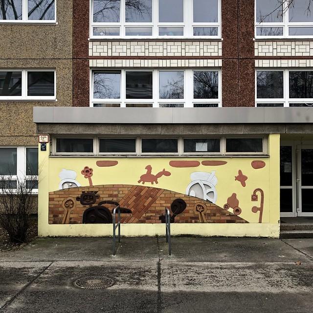 Kindergarten / Matenzeile / Hohenschönhausen