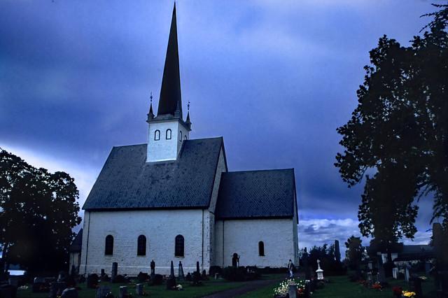 Norwegen 1998 (804) Stange kirke
