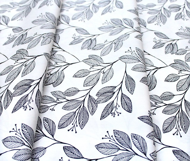 Art Gallery Fabrics Luna & Laurel Laurel Daring