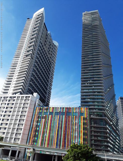 Infinity at Brickell & SLS Lux Miami
