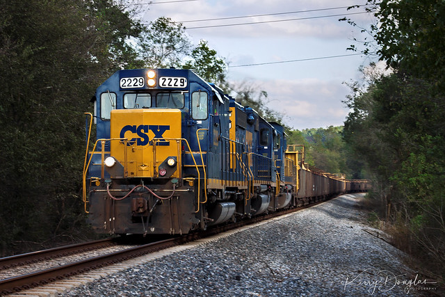 CSX W014-17 at Chattanooga, TN