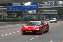Ferrari, F8 Tributo, Wan Chai, Hong Kong
