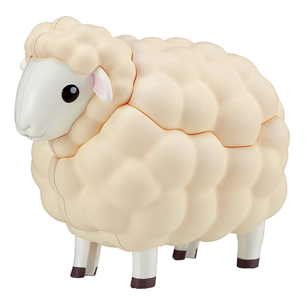 MEGAHOUSE「買一整頭!成吉思汗羊肉」解體拼圖 從修剪羊毛開始的燒肉王挑戰!