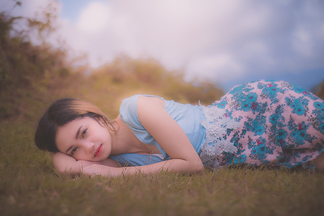 Dreaming on Grass
