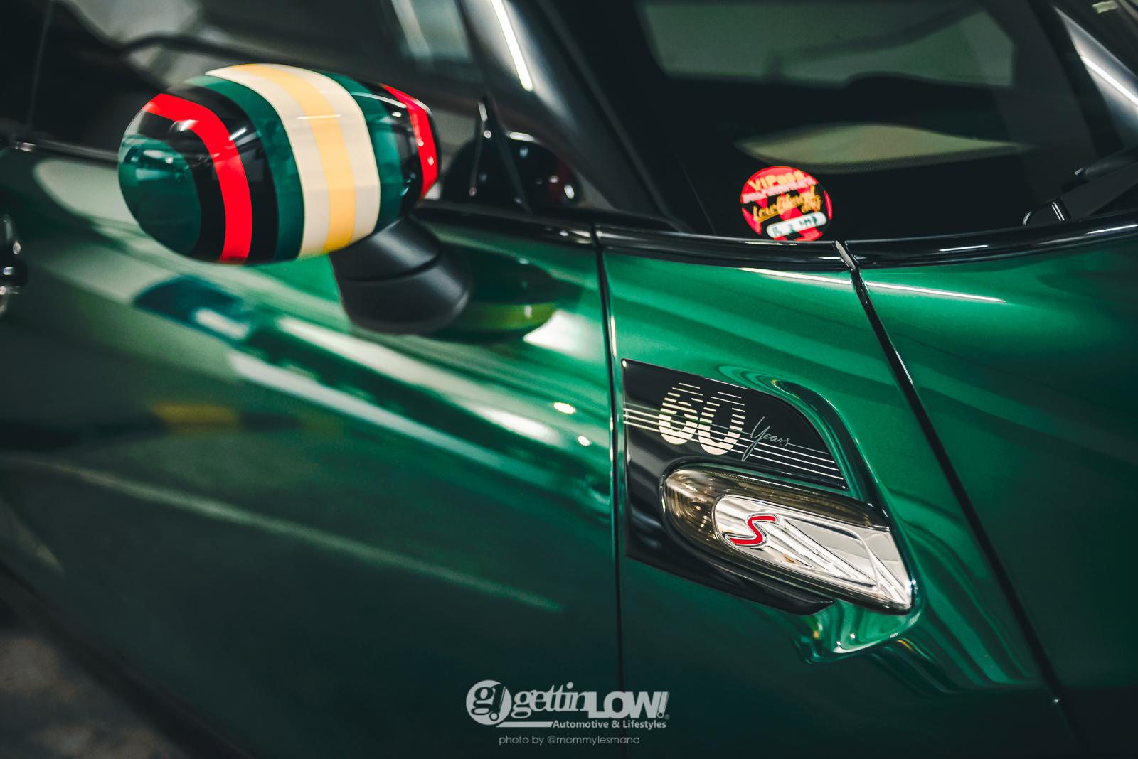 Mini Cooper S 60 Anniversary